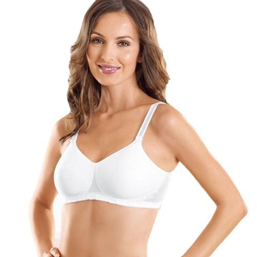 Anita Post Mastectomy Bra White