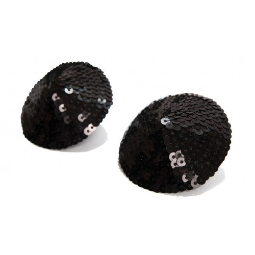 Bijoux Indiscrets Burlesque Black Sequin Pasties
