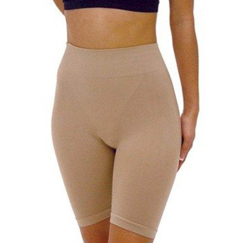 Long Leg Panty Girdle Nude Front