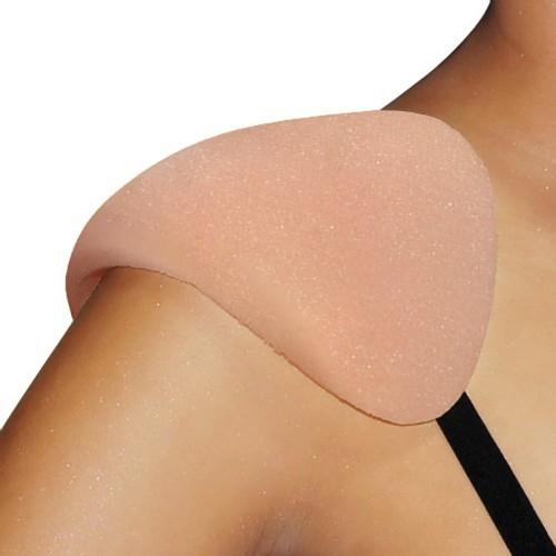 Ann West Chic Pick Dolman Shoulder Pads Peach