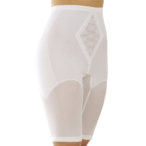 Rago Silky Smooth Long Leg Pantie Girdle