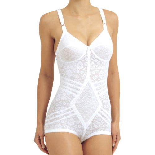 Rago Soft Cup Firm Control Body Briefer