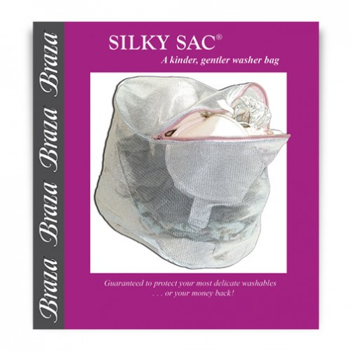 Braza Silky Sac Lingerie Laundry Bag Style S8072