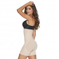 TrueShapers High-Waist Mid-Thigh Short Style 1231