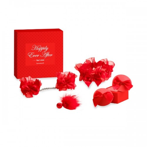 Bijoux Indiscrets Red Happily Ever After Kit Style 57652