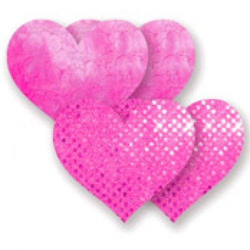 Nippies Solid Heart Nipple Covers