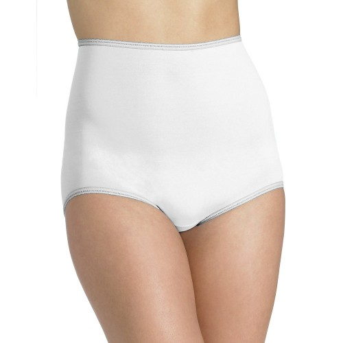 Bali Skimp Skamp Brief White