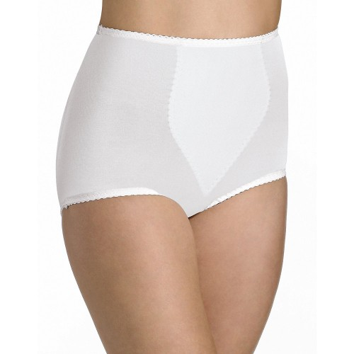 Bali Tummy Shaping Light Control Brief 2-Pack White
