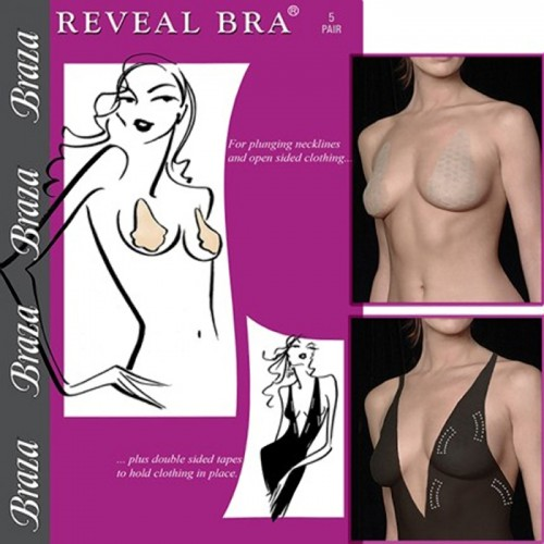 Braza Reveal Adhesive Bra Style 1005