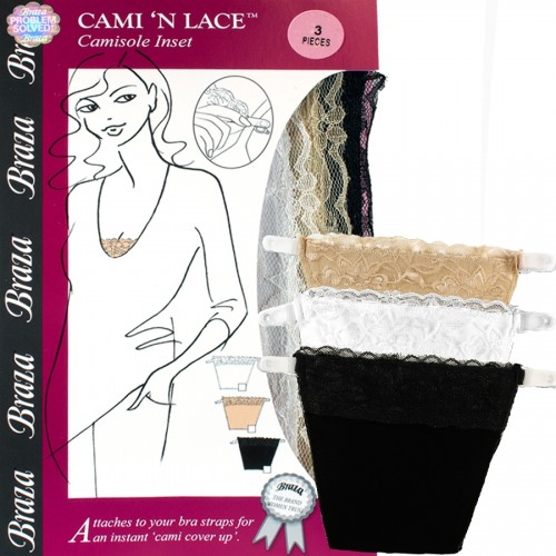 Braza Cami N' Lace Style S/5003