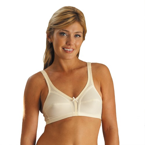 Carnival Camisole Shoulder Soft Cup Bra Champagne