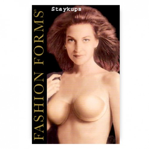Fashion Forms Staykups Adhesive Bra Cups Style 55xx