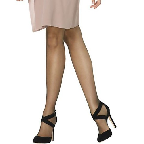 Hanes Silk Reflections Lasting Sheer Control Top SF Pantyhose Barley There