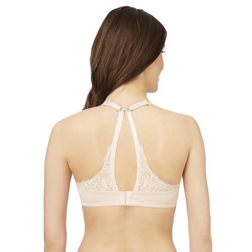 Le Mystere Sophia Lace Convertible T-Back Straps Underwire Bra Style 2635