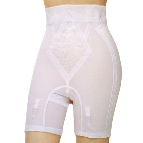 Rago High Waist Long Leg Pantie Girdle Style 696