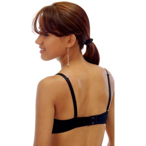 Lauren Silva Rhinestone Bra Strap Flower Link Style