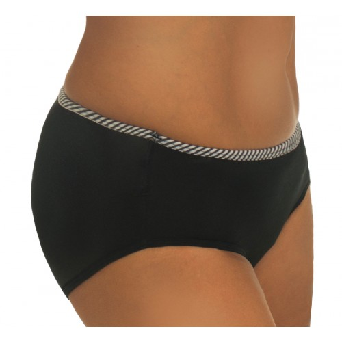 Low Rise Padded Pantie Front