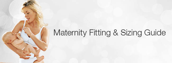 Maternity Sizing and Fitting Guide - Find Your Maternity and Nursing Bra Size