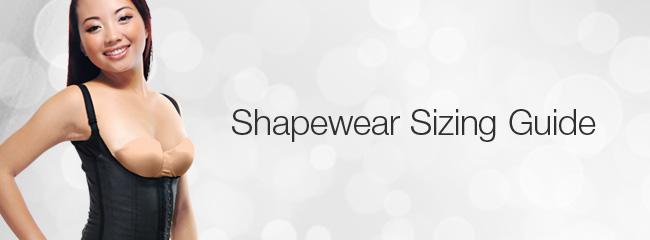 23f9c28043 Shapewear Sizing Guide - How to Measure Shapewear Size