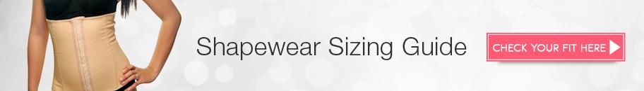 Shapewear Sizing Guide