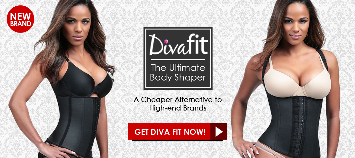 DivaFit Body Shaper