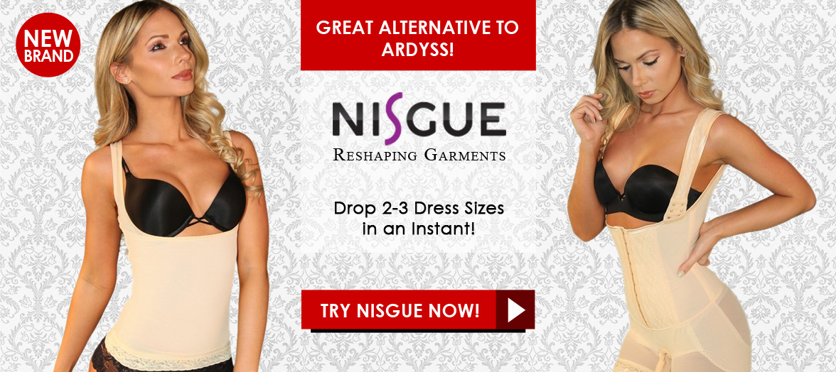 Nisgue Body Shaper: An Alternative to Ardyss